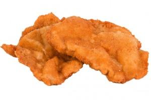 Rántott csirkemell filé